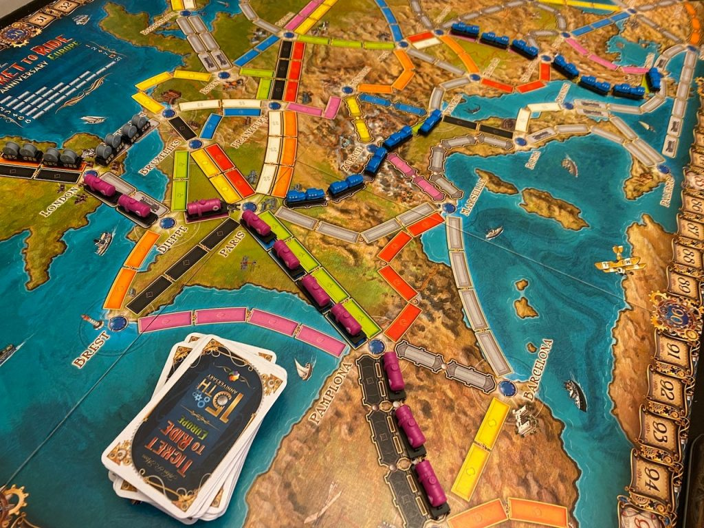 Ticket to Ride 2