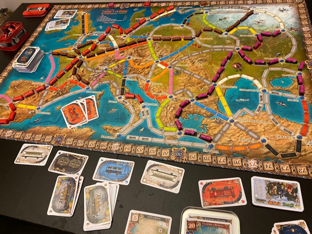 Ticket to Ride 5