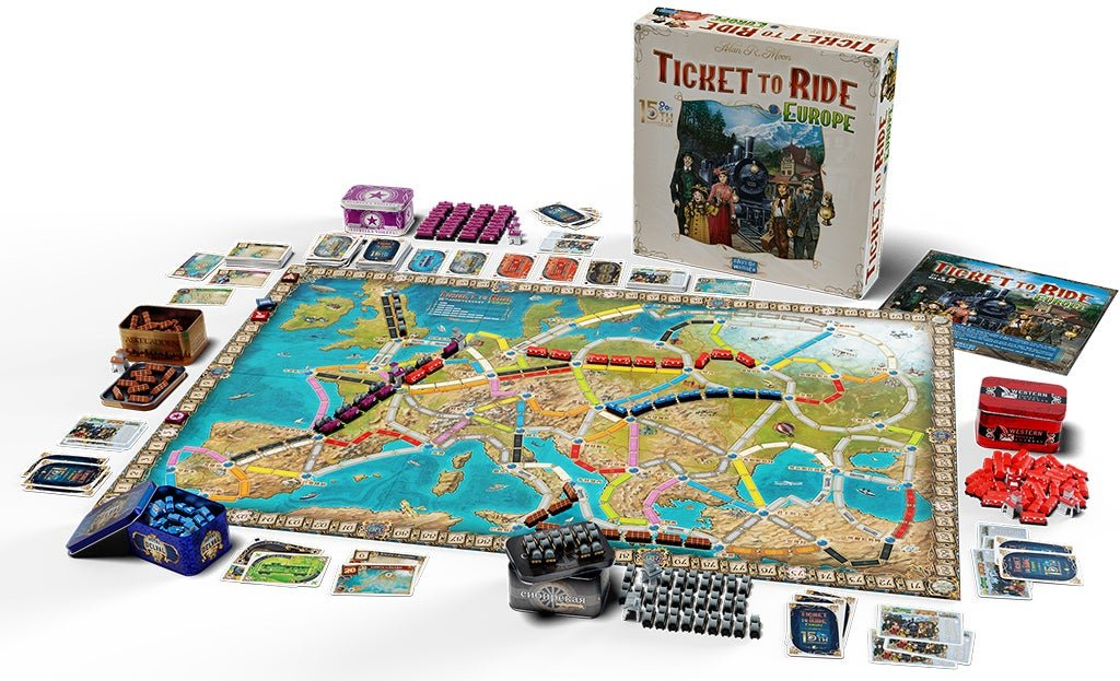 Ticket to Ride 1